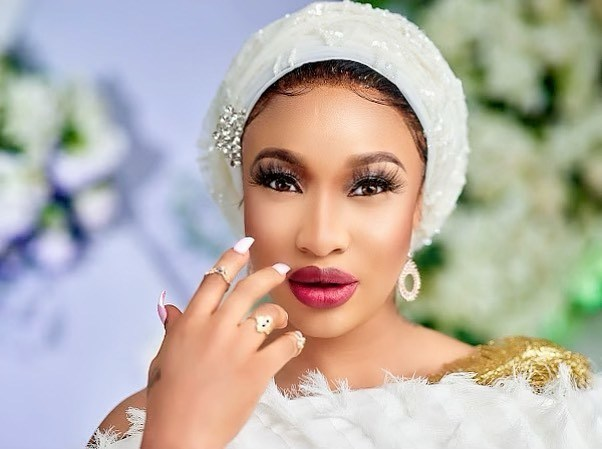 I betrayed our love for him - Tonto Dikeh pens emotional
