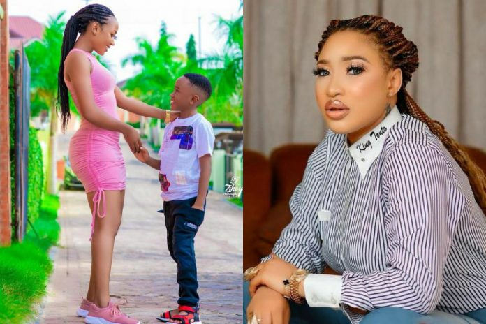 Tonto Dikeh Calls On Nigerians To Sign The Pettion To