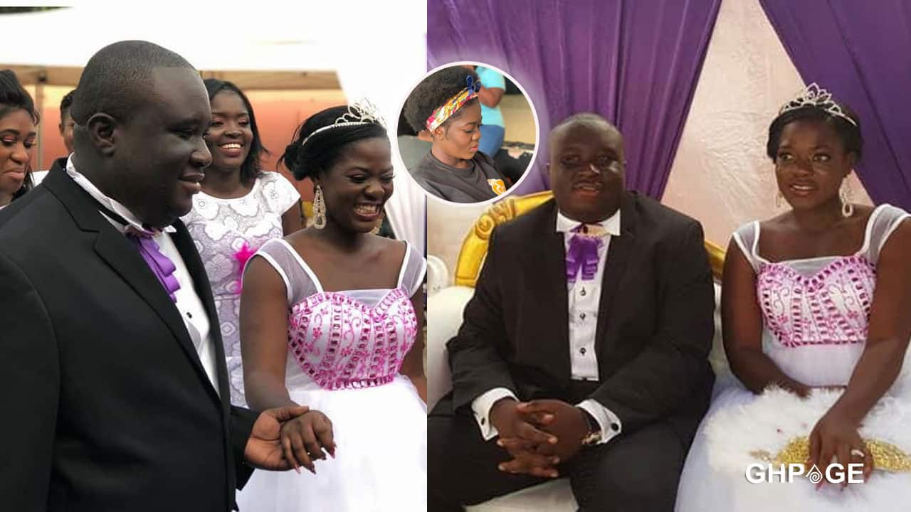 Meet Jeffrey Obiri Boahen, the rich man who is married to